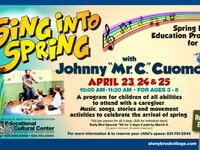 Sing Into Spring
