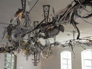 "Reception for Collaborative Art Installation ""Subrural"""