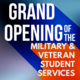 Grand Opening: Military and Veteran Services