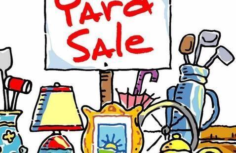 Briscoe Park Community Yard Sale