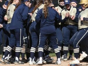 Pitt-Johnstown softball vs. Bloomsburg