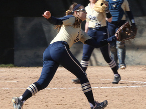 Pitt-Johnstown softball vs. Lock Haven