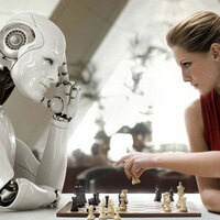When Data has a Personality: Chatbots and Robots.