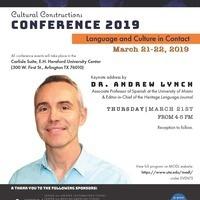 MODL Cultural Constructions Conference