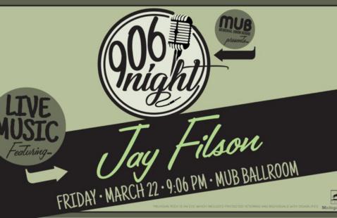 906 Night featuring Jay Filson
