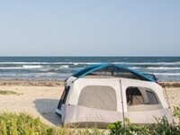 Mustang Island Camping and Canoeing Trip