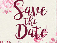 Save the Date: Wedding Etiquette Dinner