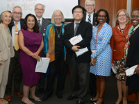 Weill Cornell Diversity Center of Excellence Reception