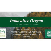 Innovative Oregon: Building a Climate for Success