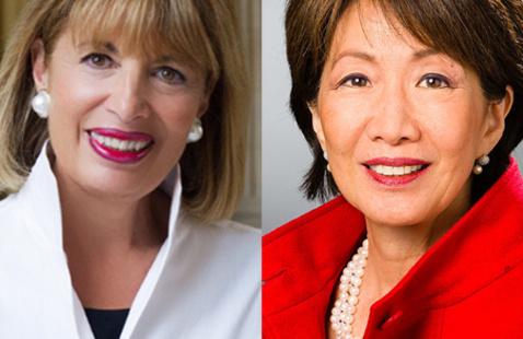 Dean's Speaker Series featuring Congresswoman Jackie Speier and Jan Yanehiro