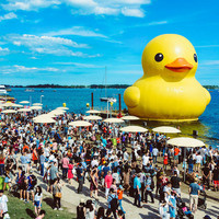 Redpath Waterfront Festival, presented by Billy Bishop Airport