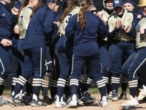 Pitt-Johnstown softball vs. Mansfield
