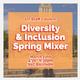 UT Staff Council Diversity & Inclusion Mixer