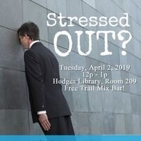 MGSO Presents: How to Stress Less