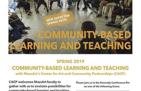 Faculty + CACP Gatherings - Community-Based Learning and Teaching Sessions