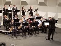 S&T Jazz Band Concert