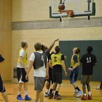 CANCELLED: Open Recreation Basketball (Cruisin' the Campus)