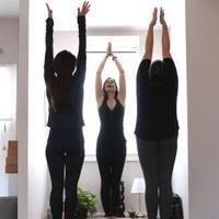 Yoga on the Vine