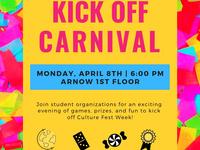Culture Fest Kick Off Carnival