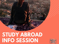 Culture Fest Week: Study Abroad Info Session