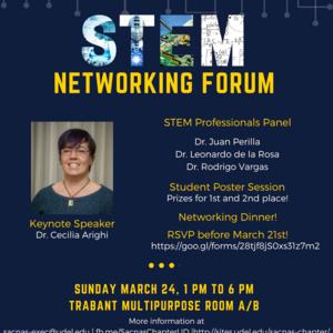 STEM Networking Forum