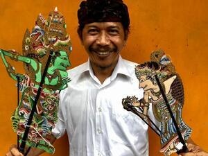 An Evening of Balinese Shadow Puppet Theater: Tales from the Ramayana