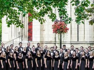 Not Available for the General Public - See Update: Heinz Chapel Choir 80th Anniversary Concert
