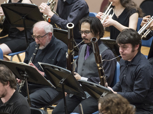 University of Pittsburgh Symphony Orchestra: Cage, Ho, Lyons, and Mahler