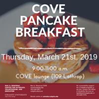 COVE Pancake Breakfast