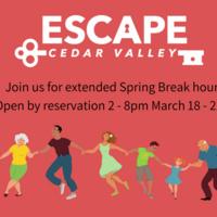 Escape Cedar Valley Spring Break Adventures