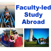 Faculty Workshop: Developing a Faculty-Led Study Abroad Program