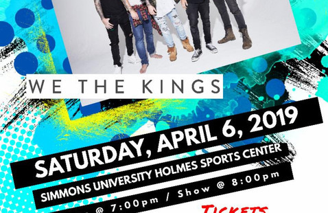 We The Kings - COF Spring Concert