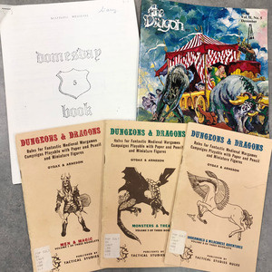 Rolling for Wisdom: Dungeons & Dragons from the Beginning