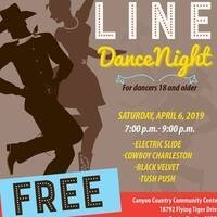 Line Dance Night