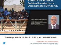 Institute for African Development Seminar