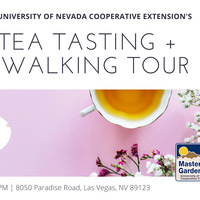 Herbal Tea Tasting & Botanic Garden Walking Tour