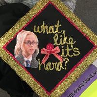 Graduation Cap Decorating