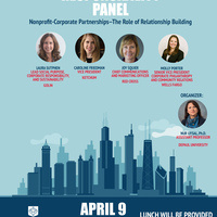 Corporate Social Responsibility Panel: Nonprofit-Corporate Partnerships