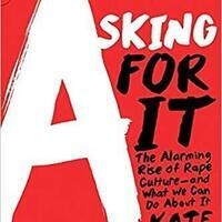 """kNOw MORE Book Club- """"Asking For It"""""""
