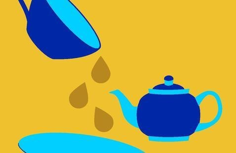 Special Collections After Hours Presents: Spill the Tea!