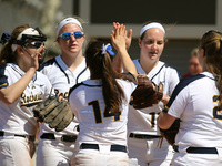 Softball vs. St. John Fisher College
