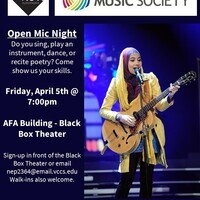 CMS: Open Mic Night