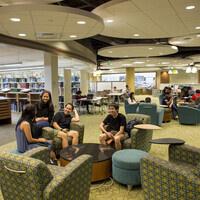 Mervyn Sterne Library