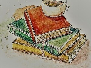 Books & Coffee Wednesday Reading Group