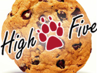 High Five RED Day (Recognizing Employees Day)