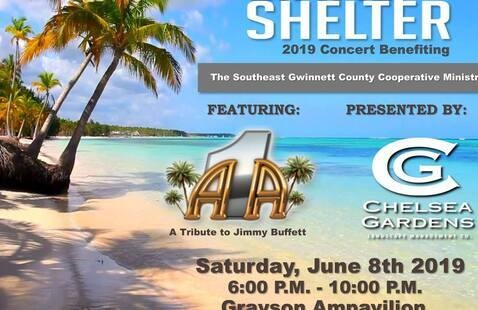 Gimme Shelter Benefit Concert featuring A1A