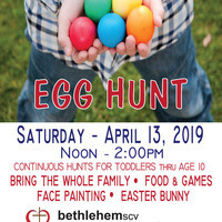 9th Annual Easter Eggventure