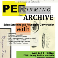 Performing the Archive