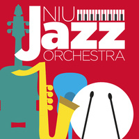 NIU Jazz Orchestra with guest artist Liam Teague, steel pan