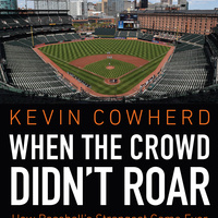 Charm City Series: Kevin Cowherd